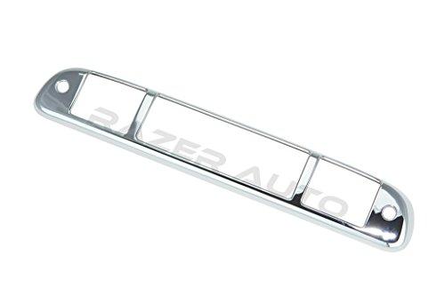 99-14 Ford F250/F350 Superduty Chrome Third Brake Light Cover 99 00 01 02 03 04 05 06 07 08 09 10 11 12 13 14