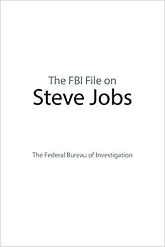 Buy The FBI File on Steve Jobs Book Online at Low Prices in India