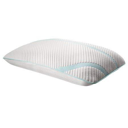 (Tempur-Pedic TEMPUR-Adapt Pro (Lo) + Cooling Pillow (Queen))