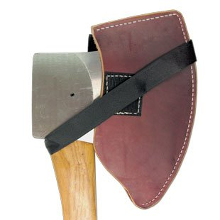 Weaver Leather Sheath for Competition Work Axe