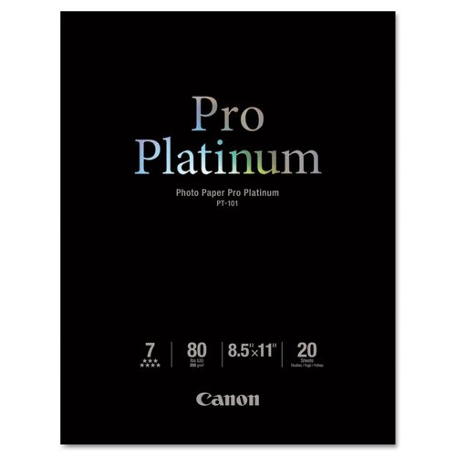 Pro Platinum Photo Paper - 6