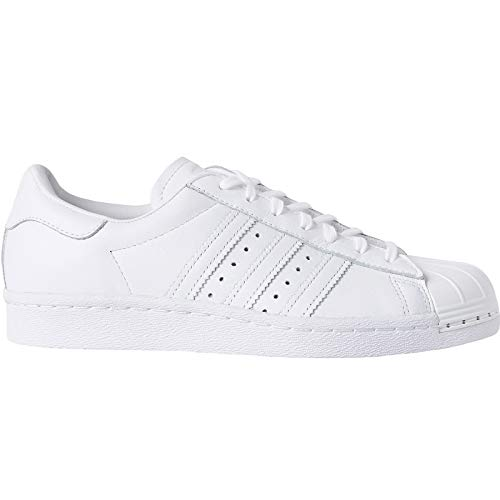 best sneakers 35ebc 960de adidas Originals Womens Superstar 80S Metal Toe Trainers - 8.5 White