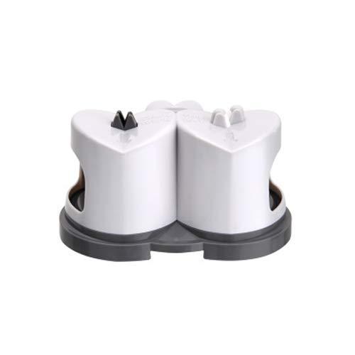 (Portable knife sharpener,knife sharpener ceramic portable,Portable handheld knife sharpener,Kitchen portable mini kitchen knife sharpener,Kitchen)