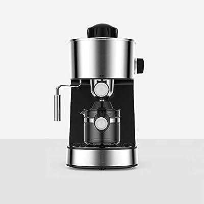 DGYAXIN Máquina de Espresso, Cafetera Espresso Steam & Pump 5 Bar ...