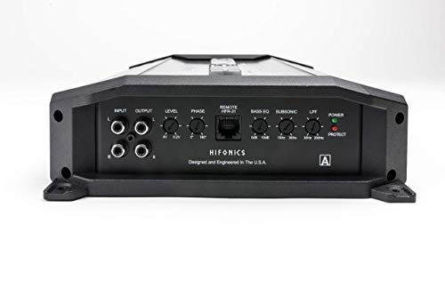 Buy good monoblock amps