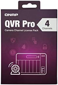 Amazon com: Qnap LIC-SW-QVRPRO-4CH 4 Channel license (QVR Pro Gold