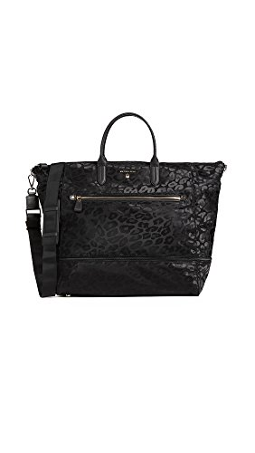 MICHAEL Michael Kors Women's Nylon Kelsey XL Expandable Travel Tote, Black, One Size by MICHAEL Michael Kors