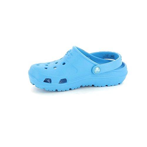 Crocs 16007, Zuecos Unisex Niños Ocean