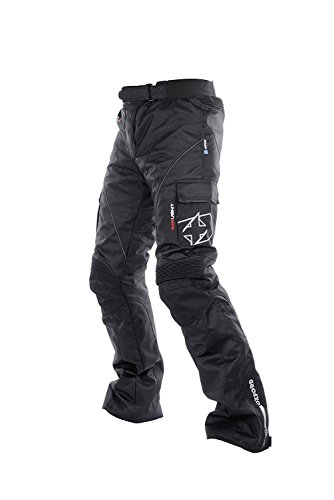 Mens Textile Motorcycle Trousers - 8