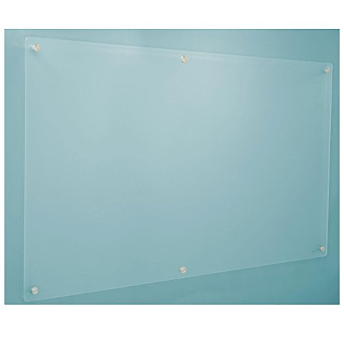 Dry Erase Board - Frosted Glass, 72 x 48 ()
