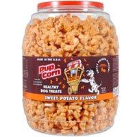 Pupcorn Sweet Potato Dog Treats, My Pet Supplies