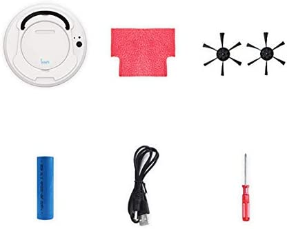 IGRNG USB de Charge Renforce l\'aspiration durablement avec Une Griffe Balayer.