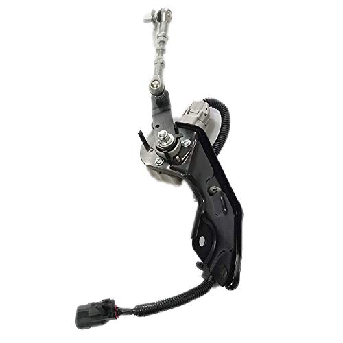 LuftMeister 89407-60022 89408-60011 Pair Rear Height Control Sensor Set for Lexus GX470 2003-2009 Toyota 4Rrnner 2003-2009 Toyota Land Cruiser Prado 120 2003-2009 89407-60021