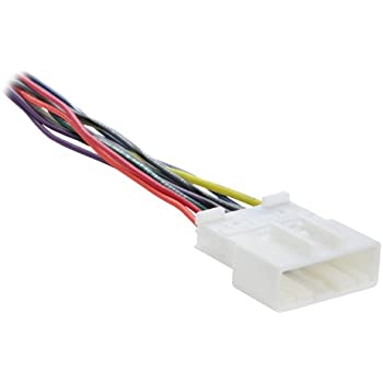 3199jIRFP8L._SL500_AC_SS350_ amazon com metra 70 7550 wiring harness for select 1990 2005 metra wiring harness nissan at gsmx.co