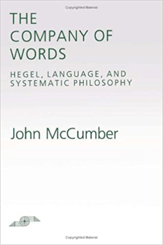 The company of words hegel language and systematic philosophy the company of words hegel language and systematic philosophy studies in phenomenology and existential philosophy 1st edition fandeluxe Gallery