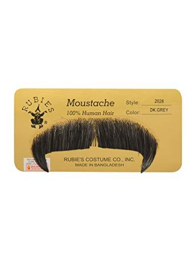 100/% Human Hair Winchester Moustache Rubies 2028
