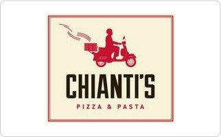 Chianti's Pizza & Pasta Gift Card ($100)