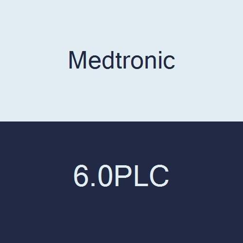 Covidien 6.0PLC Tracheostomy Tube, Pediatric Long, Cuffed, 54 mm Length, Size 6.0