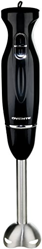 Ovente Multi-Purpose Immersion Hand Blender, 300-Watts,