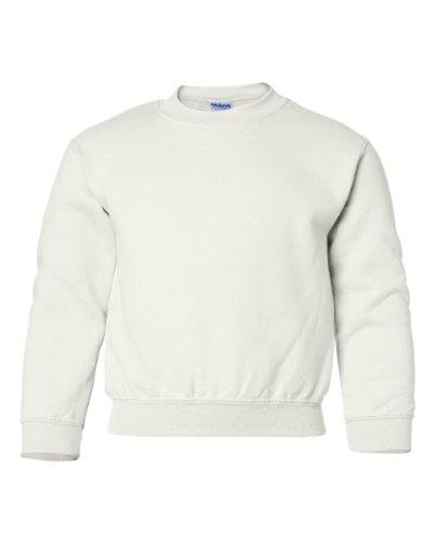 Kid Youth White Sweatshirt - 9