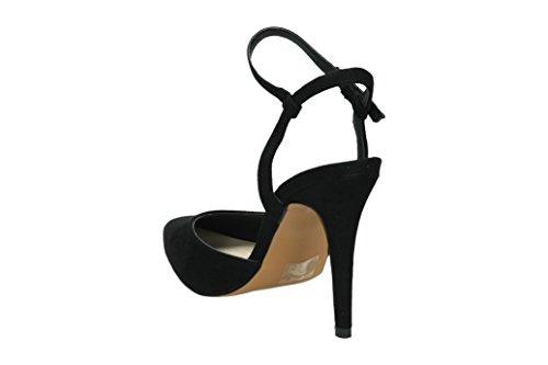 CAROLINA BOIX 61011 Black Size 36 vr4BRPlZvZ