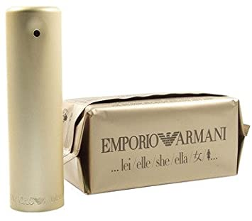 Amazon.com: Emporio Armani City Glam She por Giorgio Armani ...