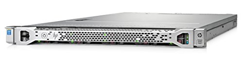 : HPE 783358-S01 ProLiant DL160 Gen9 Entry Server, 8 GB RAM, No HDD, Matrox G200eH2, Silver