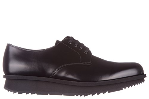 Prada-mens-classic-leather-lace-up-laced-formal-shoes-spazzolato-rois-derby-bla