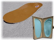Custom Insoles Home Active Kit by ArchCrafters- Not for use to correct medical -