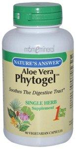 Aloe Vera Phytogel 90 CAP