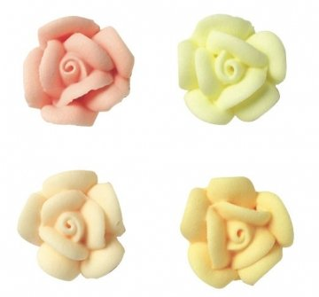 royal icing flowers - 9