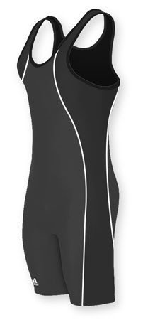 Adidas Wide Side Panel - Singlet Adidas T8 Wrestling