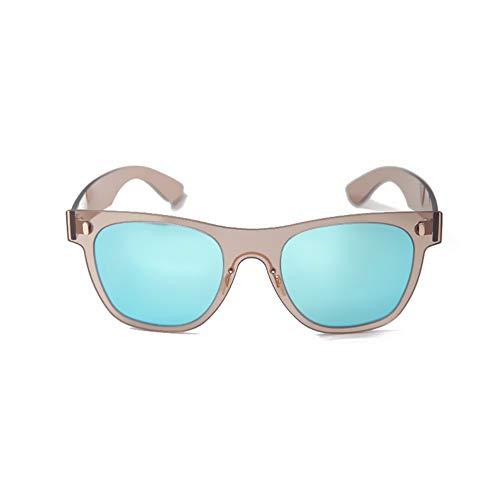 NIFG de protection simples Lunettes soleil rétro mode soleil UV cadre polarisées lunettes de q5wq4IWTr