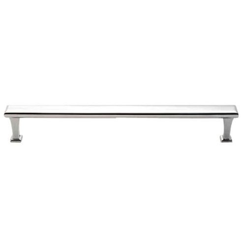 Alno D310-18-PN Appliance Pull Manhattan Modern, Polished Nickel by Trumbull - dropship - Pn Appliance Nickel Polished