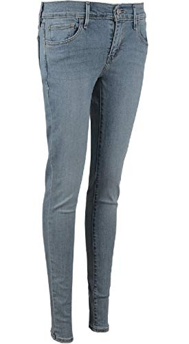 710 Woman Sky's 29 Levi's Limit Pants T2 Denim 34 Super Blue Skinny dwxaUq