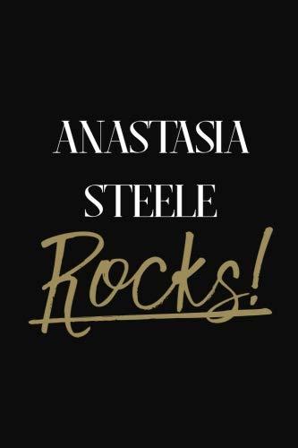 Anastasia Steele Rocks!: Anastasia Steele Diary Journal Notebook