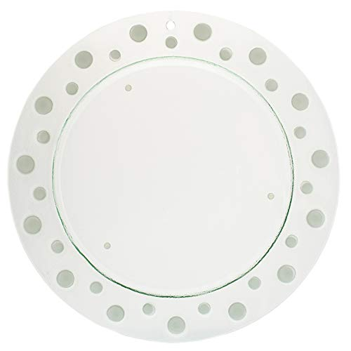 Demdaco 2020150923 PopIn Everyday Round Platter, Multicolor