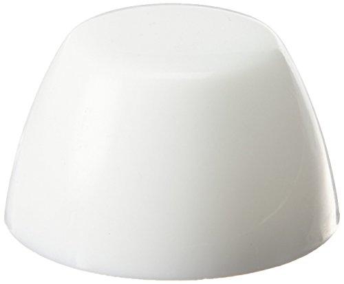 100% Bolt (EZ-FLO 40035 Toilet Bowl Bolt Cap,Pack of 100)