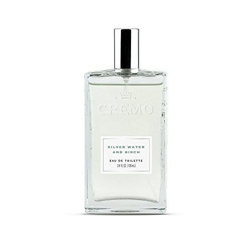 (Cremo Cologne Spray, Sliver Water & Birch, 3.4 Ounce)