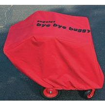 Angeles AFB6350 Bye-Bye Buggy 4 Passenger Stroller Bug Cover, 1'' Height, 1'' Length, 1'' Width, White by Angeles