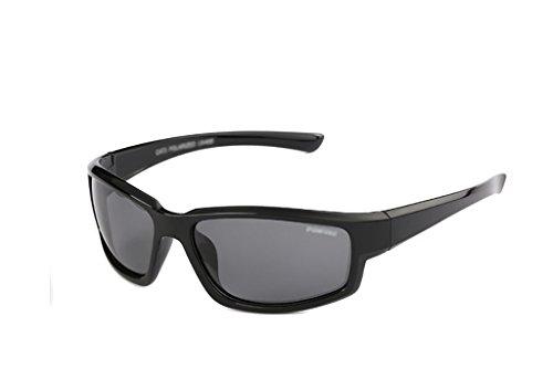 伝導率牧師着服メガネ?サングラス 偏光ライディングサングラス/高品質屋外釣りメガネ (色 : B)