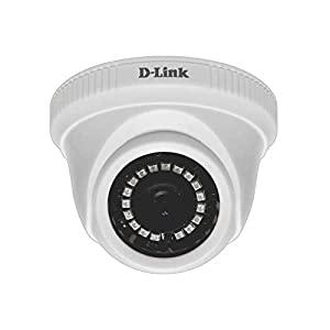 MILESTONE D-Link 4 Channel CCTV 5MP Kit 4 Dome with All Accessories
