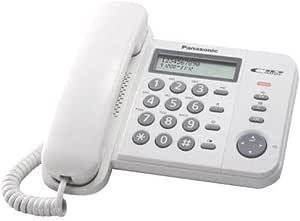 هاتف سلكي من شركة باناسونيك - موديل KX-TS560FXW