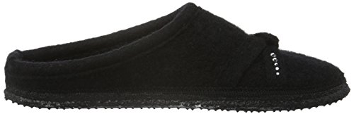 Giesswein Women's Nauheim Low-Top Slippers Black - Schwarz (022 Schwarz) Nl25HrK