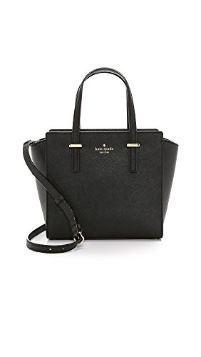 kate spade new york Cedar Street Small Hayden Top Handle Bag Black One Size