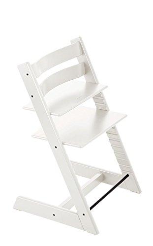 Stokke   Tripp Trapp   High Chair, Baby Set U0026 Tray   White