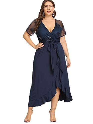 ESPRLIA Plus Size Dresses 2019