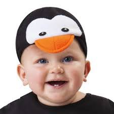 [Totally Ghoul Penguin Vest Baby / Toddler Halloween Costume] (Baby Costumes Penguin)