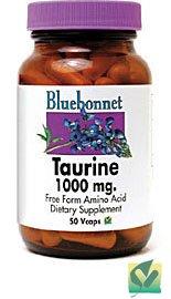 Taurine 1000mg - 50 - Capsule