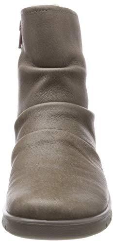 2459 Femme Moon Bottines Grau Ecco Boot Babett Rock Owqtn0fn